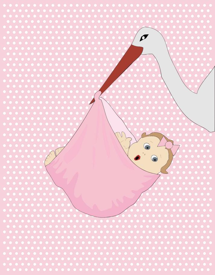 Přání k narození dítěte, texty, obrázky - dítě přáníčko