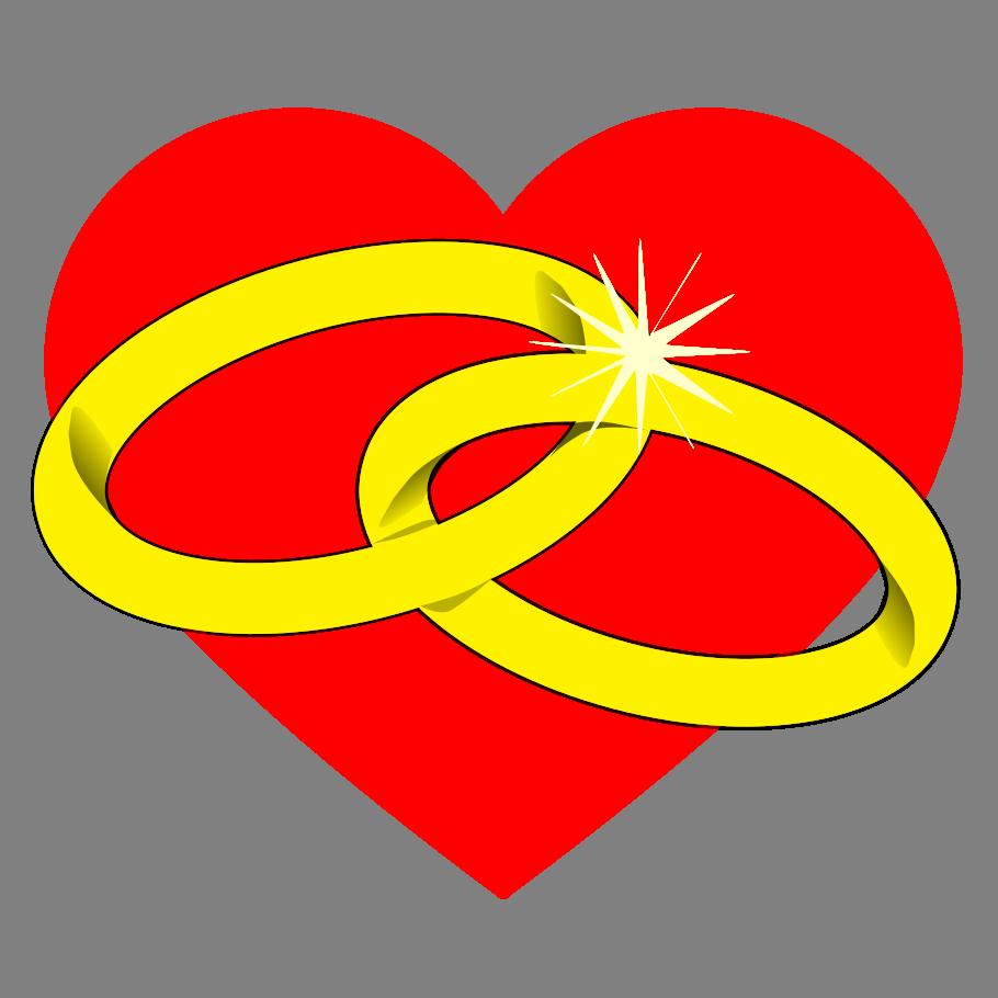 Blahopřání k sňatku, obrázky ke stažení - Blahopřání k sňatku pro novomanžele