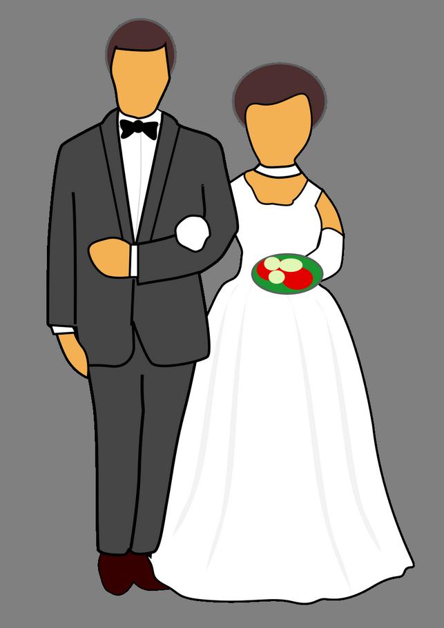 Přání pro novomanžele, zdarma ke stažení - Blahopřání k svatbě novomanželům